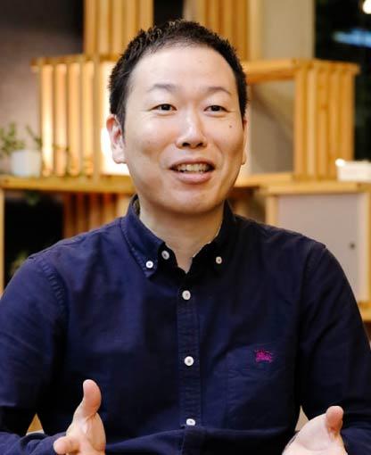 アメニティーショップ・アイ店長 新井芳明