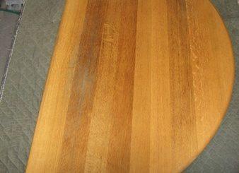 テーブルの天板再塗装