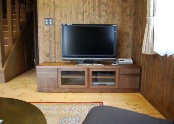 テレビボード納品事例