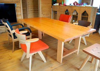 【コーディネート事例】白馬村Y様「別荘の雰囲気に合わせて家具を揃えたい」