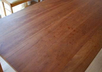 テーブル再塗装