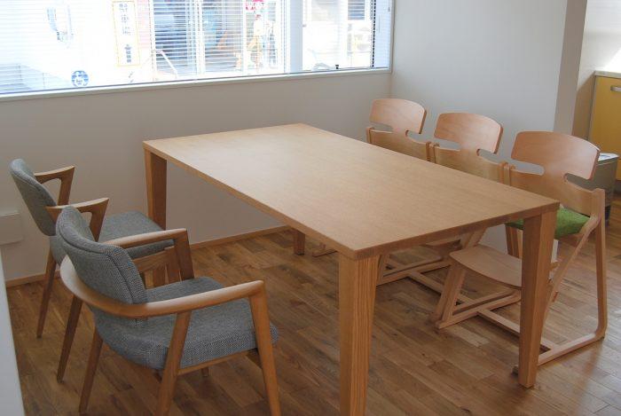 シンプルオーダーテーブル