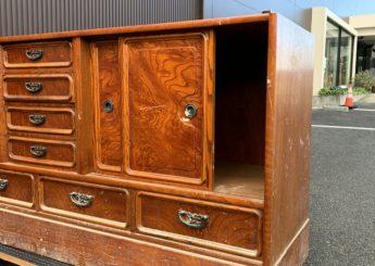 台風19号による家具の修理