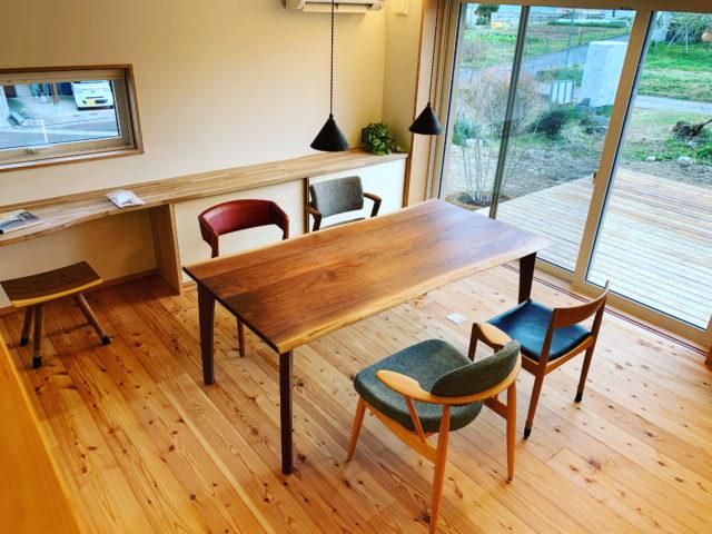 椅子・テーブル納品事例