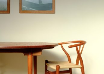 木の椅子展♯21 CH24/Y-CHAIR・マホガニー 7月31日(土)~8月31日(火)